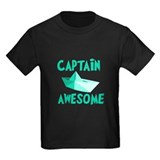 Captain Awesome Boat T