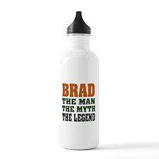 BRAD - the legend Water Bottle