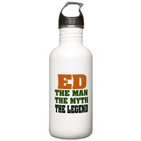ED - The Legend Stainless Water Bottle 1.0L