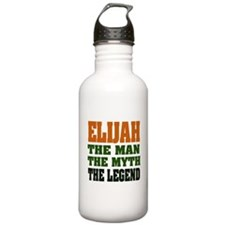 ELIJAH -the legend Water Bottle