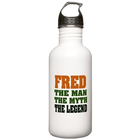 FRED - The Legend Stainless Water Bottle 1.0L