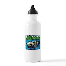 Motor Boat Water Bottle