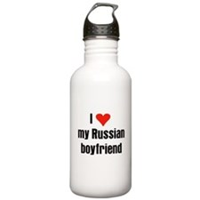 Russian Boyfriend Water Bottle