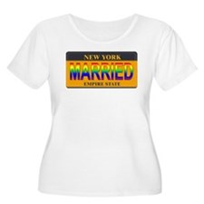 NY MARRIED T-Shirt