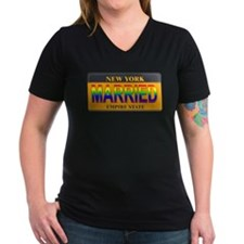 NY MARRIED Shirt