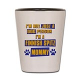 Finnish Spitz Mommy Shot Glass