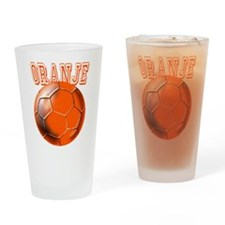 Oranje Netherlands Pint Glass
