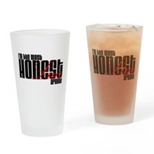 Honest Liar Pint Glass
