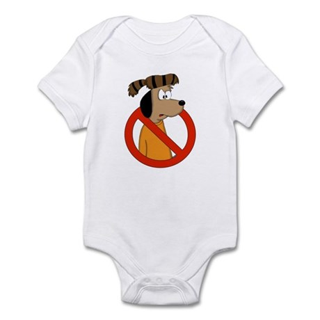 Anti-Volunteer Infant Creeper