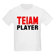 There is No I In Teiam! I in T-Shirt