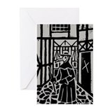 The Plague Doctor Greeting Cards (Pk of 10)