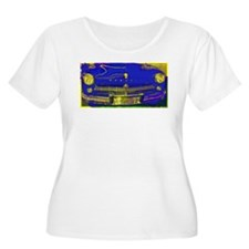 Retro, Ford, Mercury, T-Shirt