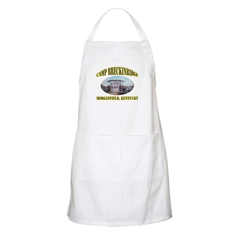 Camp Breckinridge Apron