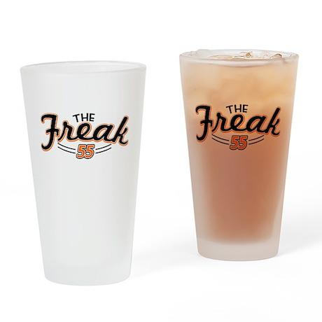 The Freak Pint Glass