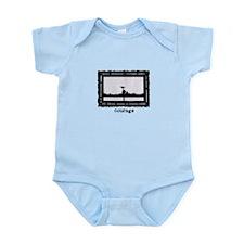 Iwo Jima Infant Bodysuit