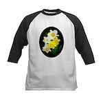 Daffodils Kids Baseball Jersey