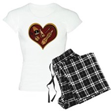 Heart of Music Pajamas