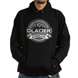 Glacier Ansel Adams Hoodie