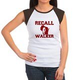 Funny Anti scott walker Tee