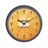 &amp;quot;T&amp;quot; Time Wall Clock