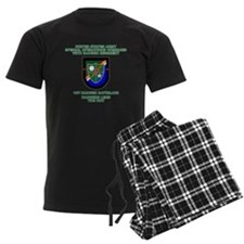 1st Ranger Battalion Flash Pajamas