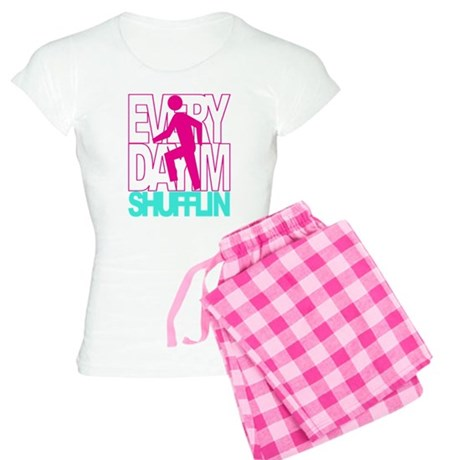 Shufflin Miami 2 Women's Light Pajamas