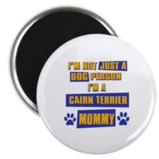 "Cairn Terrier Mommy 2.25"" Magnet (100 pack)"