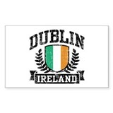 Dublin Ireland Decal