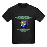 2nd Ranger Battalion Flash T
