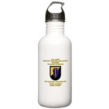 4th RTB Flash Water Bottle
