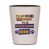 Anatolian shepherd Mommy Shot Glass