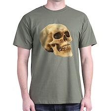 Human Skull Symbol T-Shirt