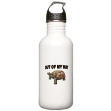 SLOW BUT SURE Water Bottle