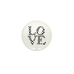 LOVE XXIII Mini Button (100 pack)