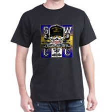 USN SWCC Skull & Bones T-Shirt