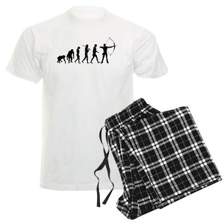 Evolution of Archery Men's Light Pajamas