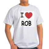 I heart rob T-Shirt