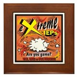Extreme IEPs Framed Tile