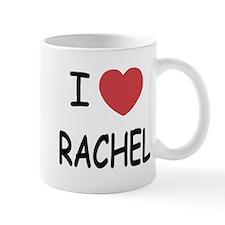 I heart rachel Mug