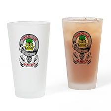 Clan Hamilton Pint Glass