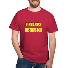 Firearms Instructor T-Shirt