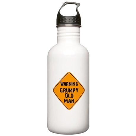 THe Grumpy Stainless Water Bottle 1.0L