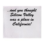 The Californian Throw Blanket