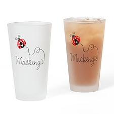 Ladybug Mackenzie Pint Glass