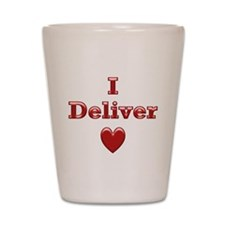 Deliver Love in This Shot Glass