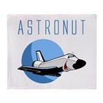 The Astronut's Throw Blanket
