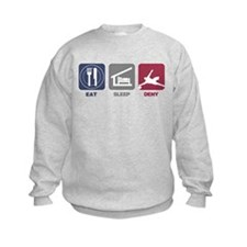 Eat Sleep Deny Sweatshirt