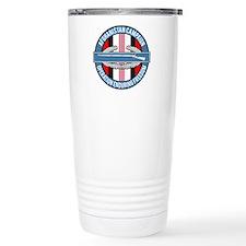 OEF and CIB Travel Mug