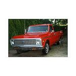 1971 Truck 38.5 x 24.5 Wall Peel