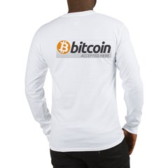 Bitcoins-7 Long Sleeve T-Shirt